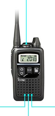 アイコム トランシーバー IC-4300L