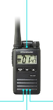 スタンダード トランシーバー FTH-307